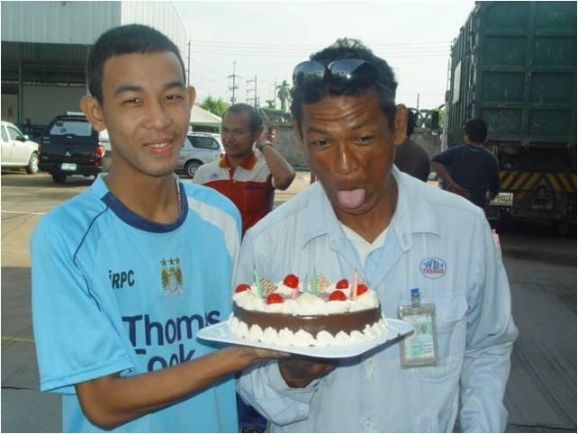 Happy Birth Days For Our Employee Wintherms